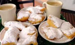 beignets French doughnuts
