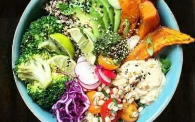 Buddha Bowls: healthy bowls bulging with goodness