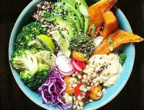 healthy buddha bowls