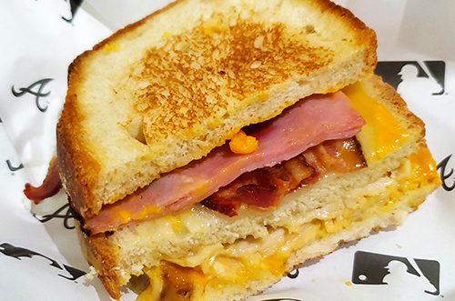 major league baseball mlb foodfest food atlanta braves