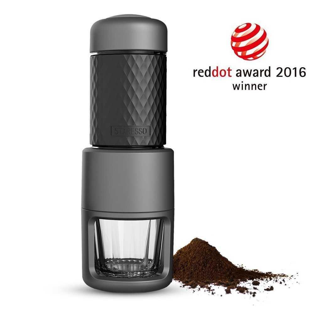 Portable Espresso Coffee Maker Glutto Digest