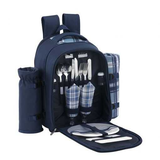 picnic backpack gifts for foodies and food lovers