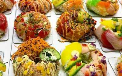 "Sushi Donuts: a 2000-year-old tradition has ""evolved"""