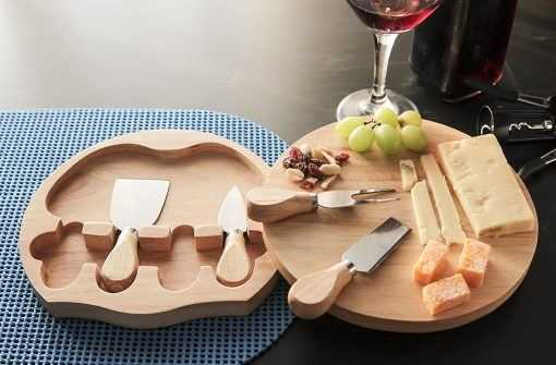 swivel cheese board gifts for foodies and food lovers