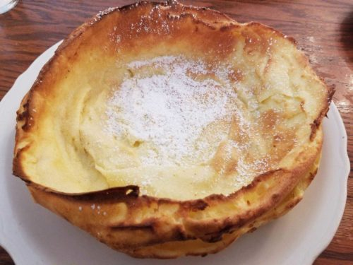 dutch baby on glutto digest