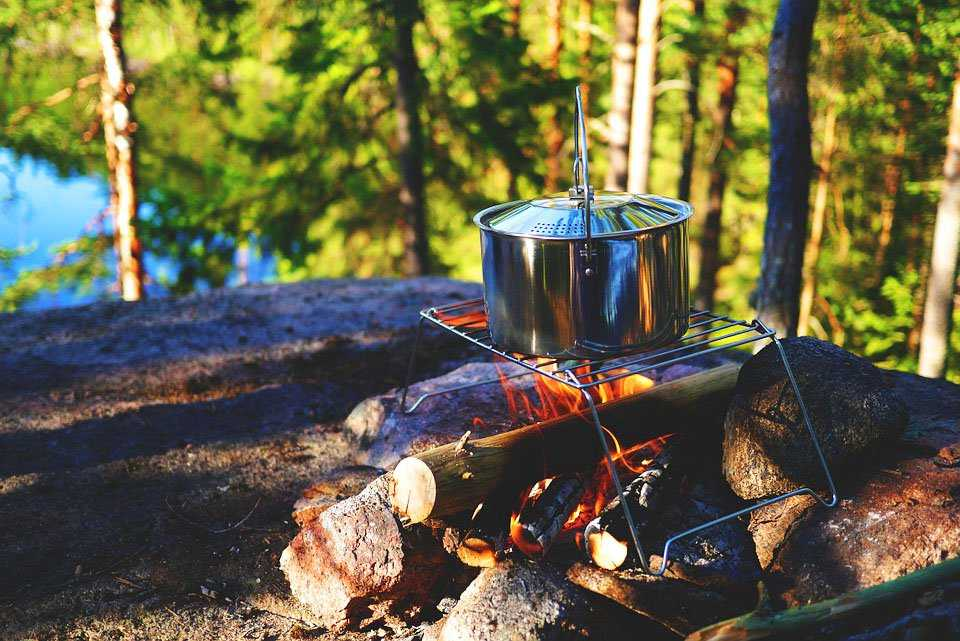 Easy Camping Foods: step outdoors and step up your food game