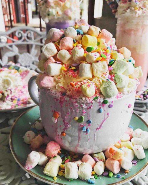 creme and sugar unicorn foods hot chocolate anaheim orange county california