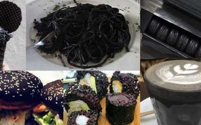 Goth food: the dark side of food is surprisingly healthy