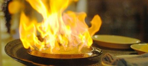 flaming saganaki phoenix arizona