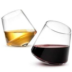 spill-resistant wine glasses