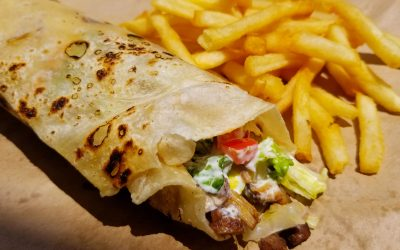 """Shawarma: a meal fit for """"The Avengers"""""""