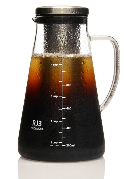 foodie food lover gifts cold brew maker tea infuser