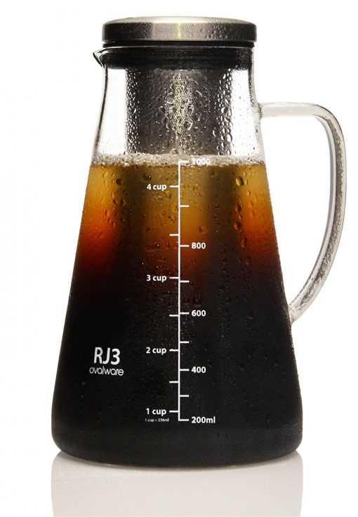 cold brew maker tea infuser