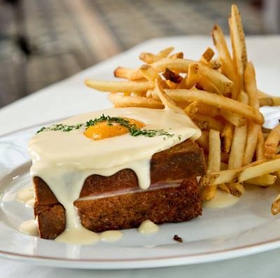 croque madame napa yountville