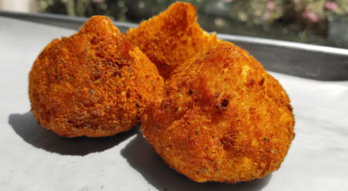 What is coxinha...easy baked chicken, authentic Brazilian street food recipe