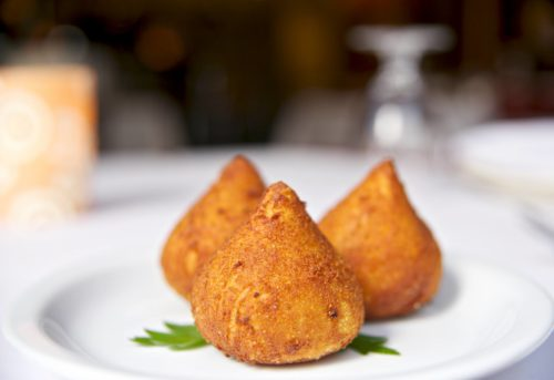 Brazilian coxinha new york manhattan