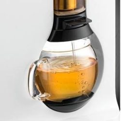 gourmia tea maker boil-to-brew technology