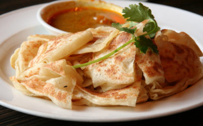 Roti Canai: curry up and eat it