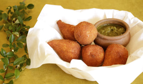 Brazilian coxinha chicken drumsticks