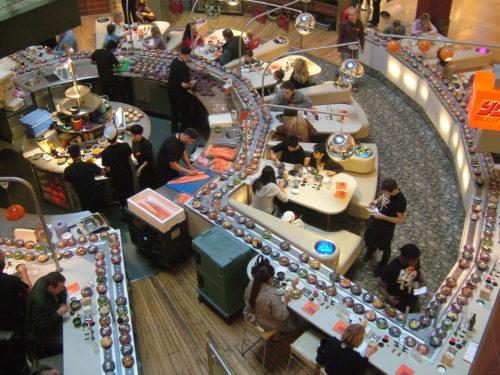 automated restaurant