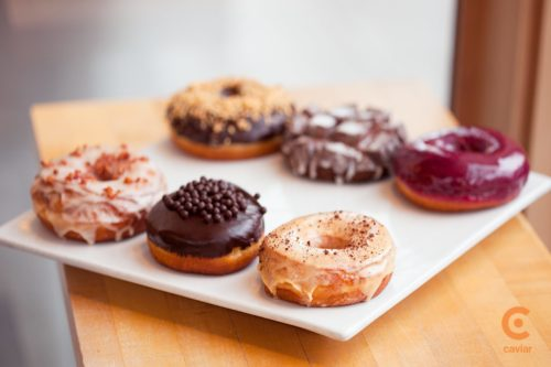 oregon regional food chains blue star donuts portland