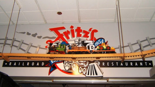 automated restaurants kansas city missouri fritz's railroad