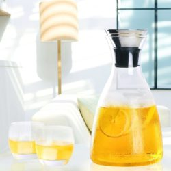 hot or cold carafe pitcher