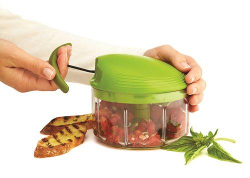 foodie food lover gifts salsa vegetable nut chopper