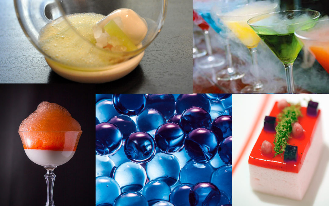 Molecular Gastronomy: the rebirth of a passing fad