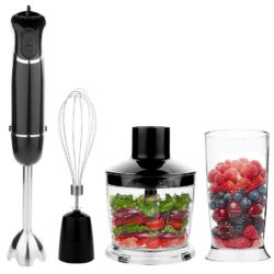powerful 4 in 1 hand blender