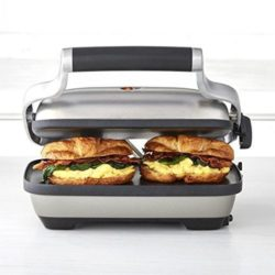breville perfect press panini maker