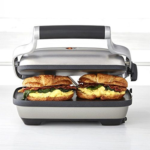 foodie food lover gifts breville perfect press panini maker
