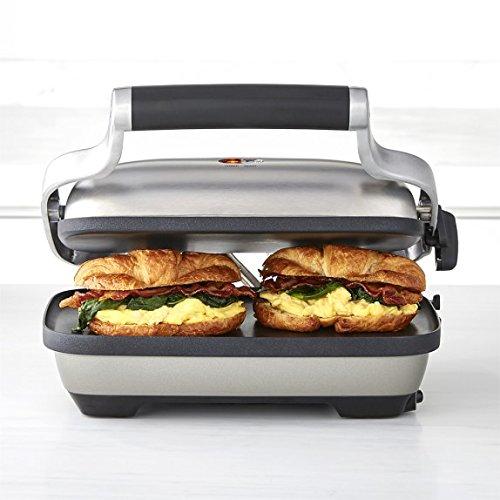 breville perfect press panini maker