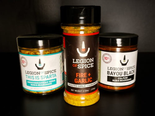 philanthropic charitable food legion of spice