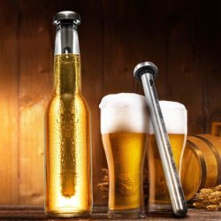 beer beverage chill sticks