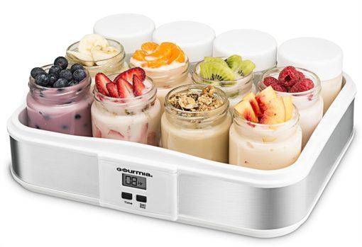 gourmia yogurt maker
