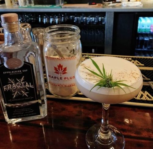 cbd-infused foods cocktails drinks waterbury vermont