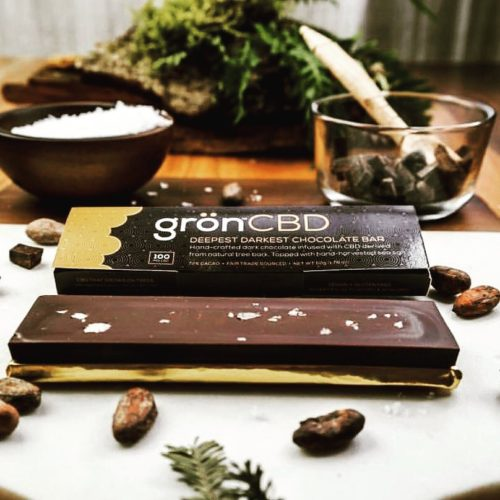 cbd-infused foods edibles drinks portland oregon