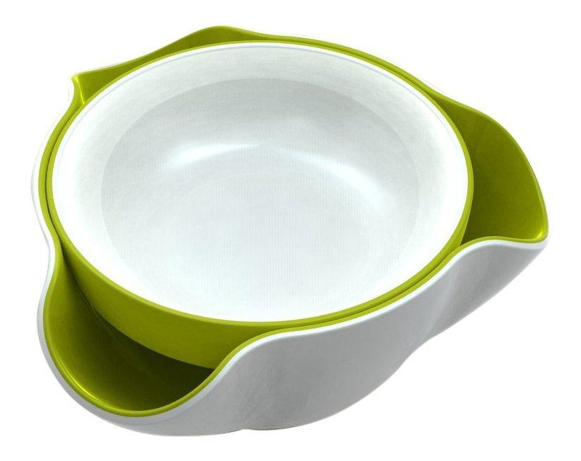 Double Dish Seed Shell Edamame Bowl