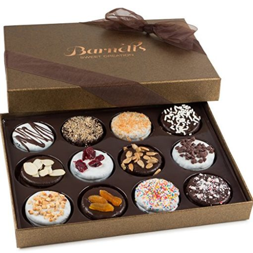 foodie food lover gifts gourmet chocolate covered oreos