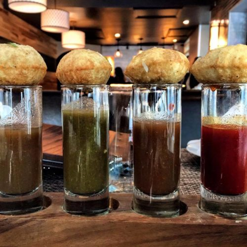 golgappa shots new york nyc