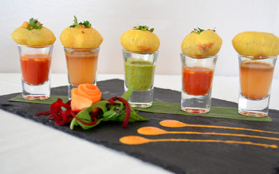 Pani Puri Shots: everybody let's take shots…from India