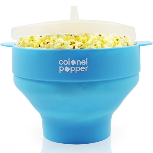microwave air popcorn popper