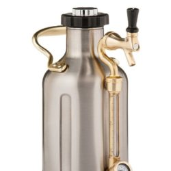 craft beer pressurized growler