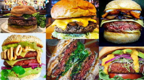 Where to Find The Impossible Burger & Beyond Burger | Glutto