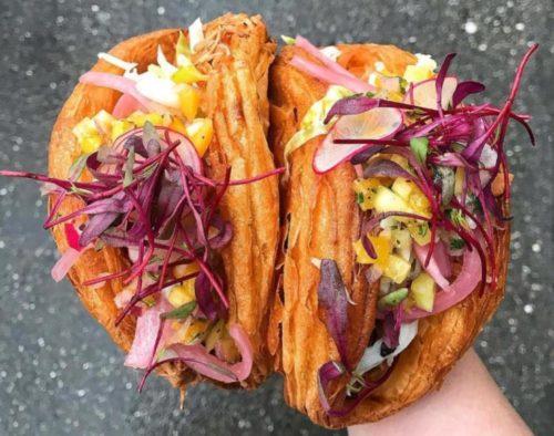 tacro croissant hybrid san francisco