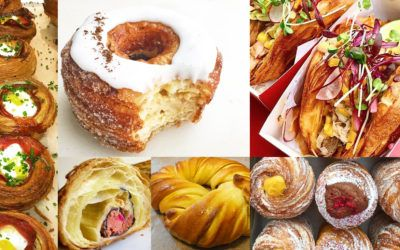 Croissant hybrids: the tacro, croissushi and other cronut offspring