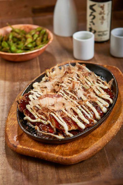 okonomiyaki savory japanese pancake san diego