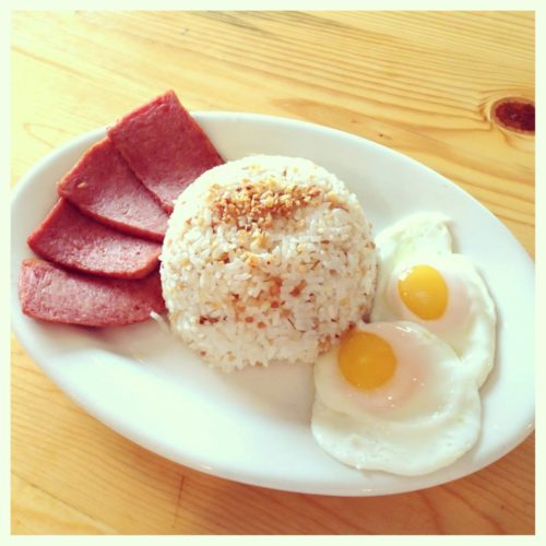 tapsilog silog spamsilog san francisco daly city california
