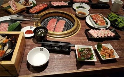 Yakiniku Japanese BBQ: the Japanese interpretation of Korean BBQ